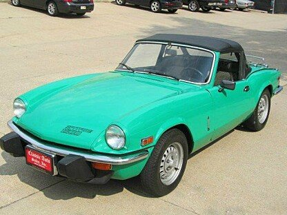1977 Triumph Spitfire for sale 100894595