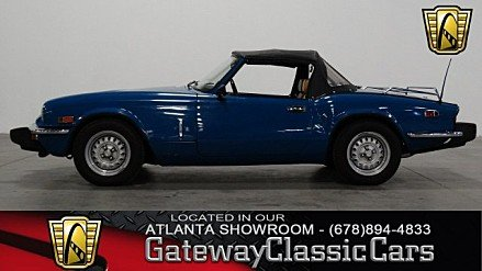1977 Triumph Spitfire for sale 100921070