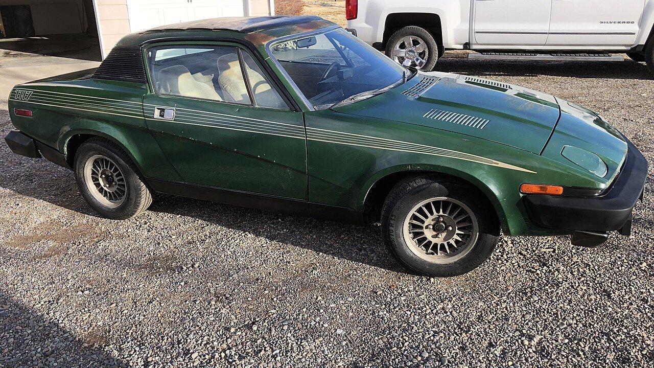 1977 Triumph TR7 for sale near Grand Junction, Colorado 81503 ...