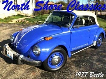 1977 Volkswagen Beetle for sale 100775711