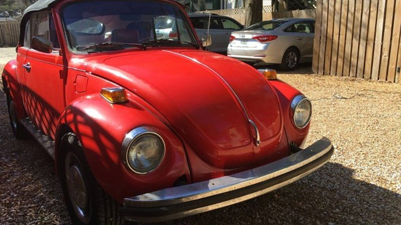 1977 Volkswagen Beetle for sale 100859499