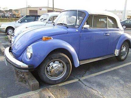 1977 Volkswagen Beetle for sale 100851245
