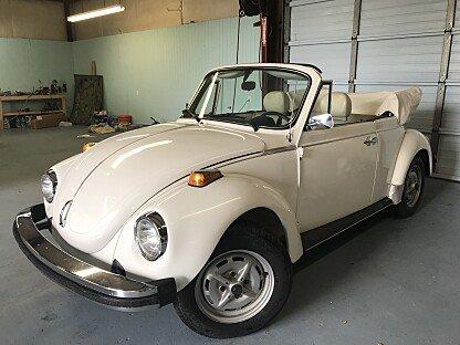 1977 Volkswagen Beetle Convertible for sale 101036933