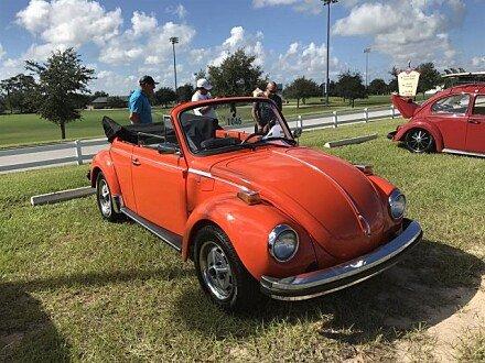 1977 Volkswagen Beetle for sale 101044587