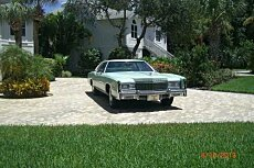 1977 cadillac Eldorado for sale 100829523