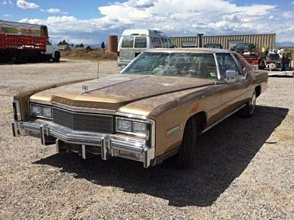 1977 cadillac Eldorado for sale 100829662