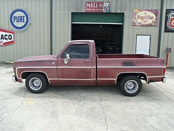 1977 chevrolet C/K Truck for sale 101022748