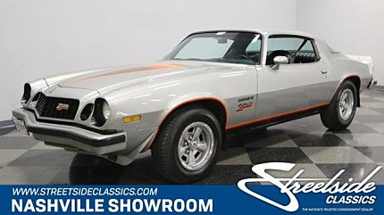 1977 chevrolet Camaro for sale 101000327