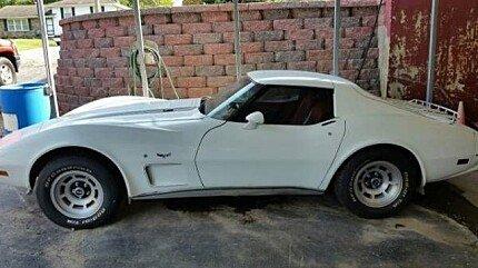 1977 chevrolet Corvette for sale 100829835