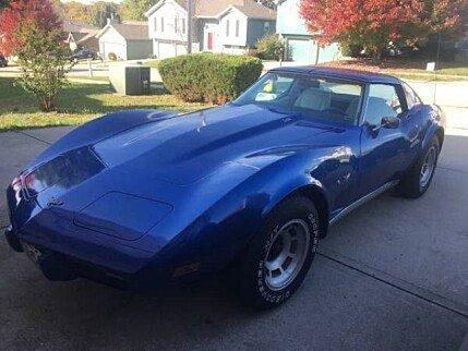 1977 chevrolet Corvette for sale 100829837