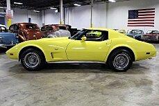 1977 chevrolet Corvette for sale 100917373