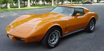 1977 chevrolet Corvette for sale 100996240