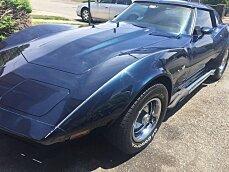 1977 chevrolet Corvette for sale 101028281