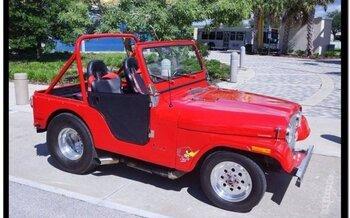 1977 jeep CJ-5 for sale 100848516