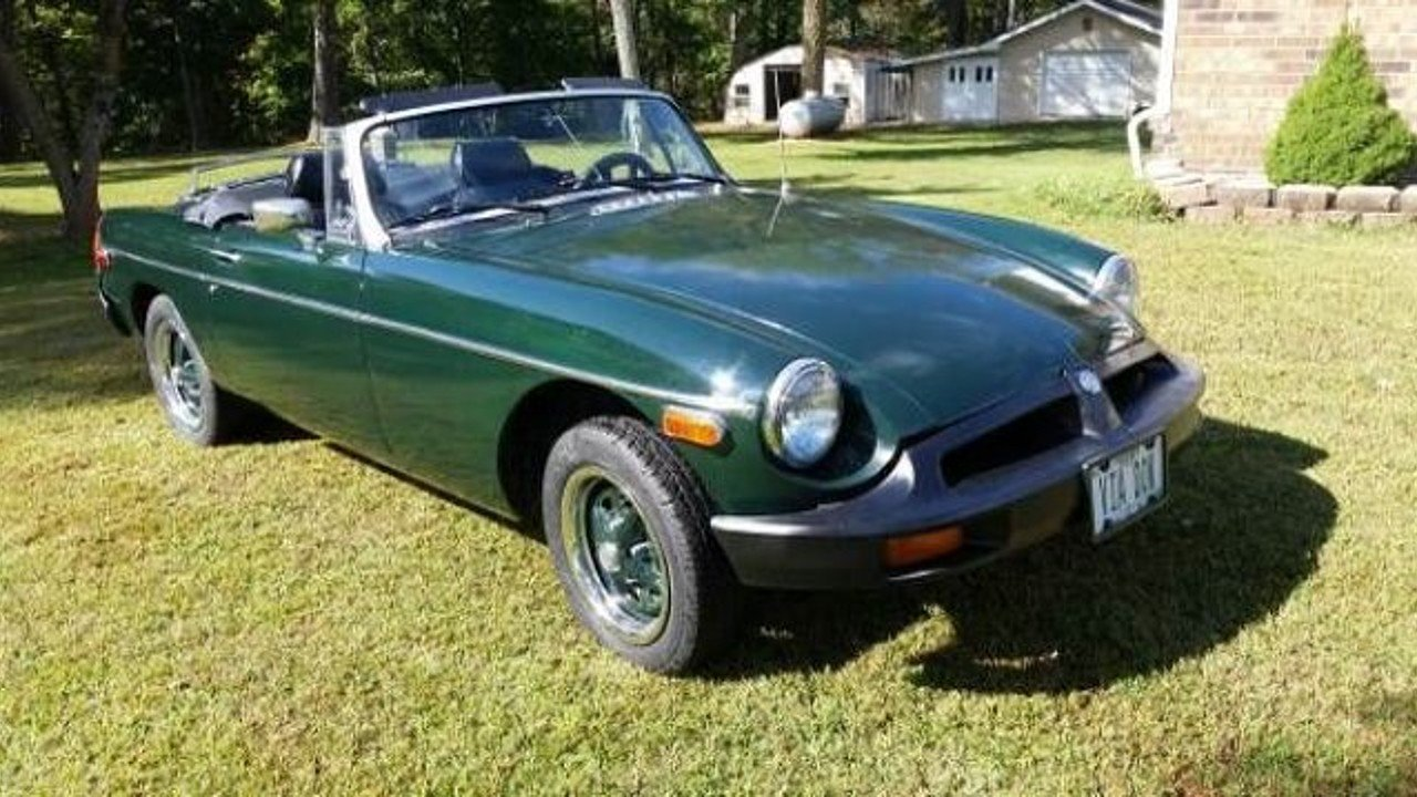 1977 mg MGB for sale 100961932