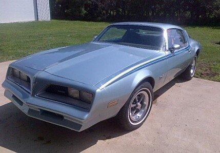 1977 pontiac Firebird for sale 100894727