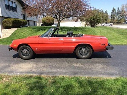 1978 Alfa Romeo Spider for sale 100829540