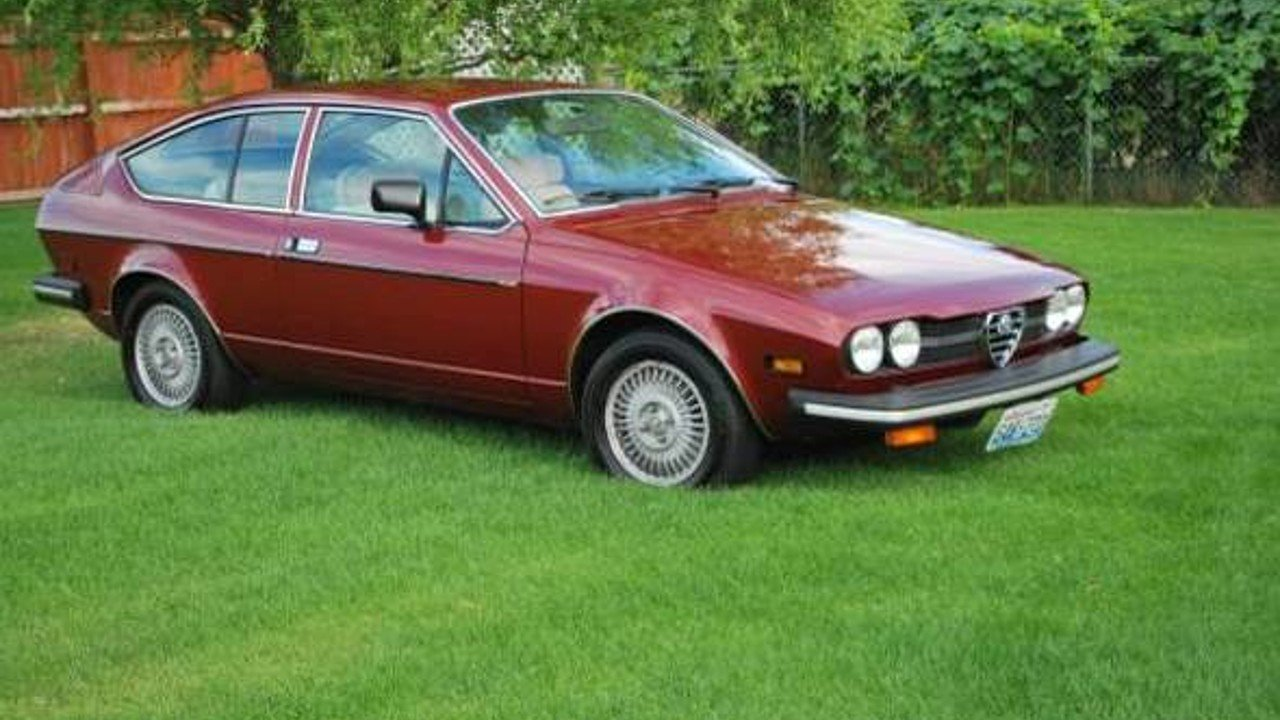 1978 Alfa Romeo Sprint for sale 100819687