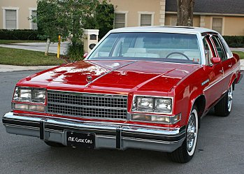 1978 Buick Electra Limited Sedan for sale 100823150