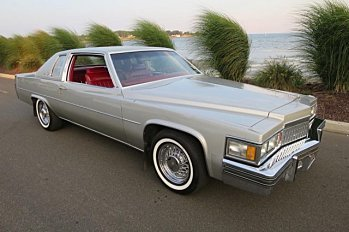1978 Cadillac De Ville for sale 100731694