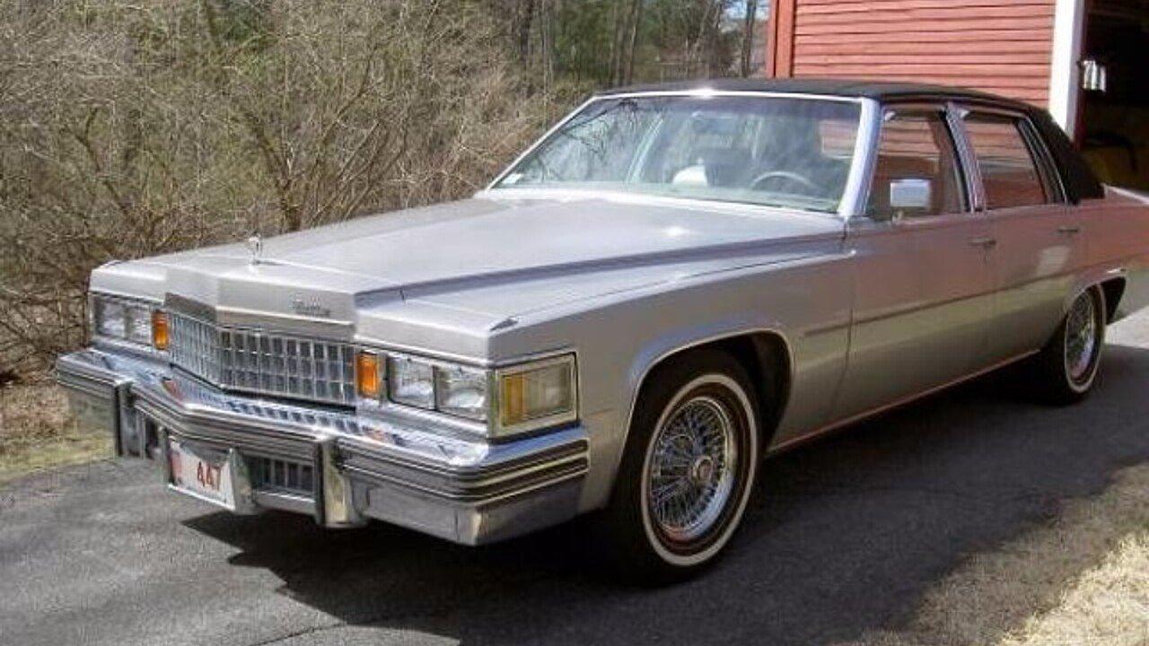 1978 Cadillac De Ville For Sale Near Michigan 49601 Deville Interior 100915218