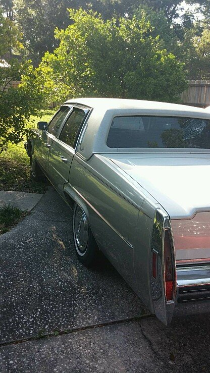 1978 Cadillac De Ville for sale 100768251