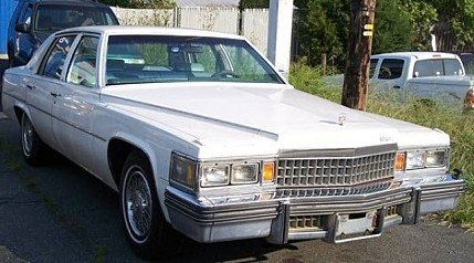 1978 Cadillac De Ville for sale 100829584