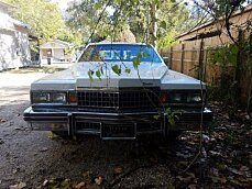 1978 Cadillac De Ville for sale 100834145