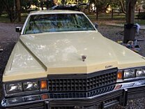 1978 Cadillac De Ville for sale 100882745