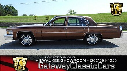 1978 Cadillac De Ville for sale 100896523