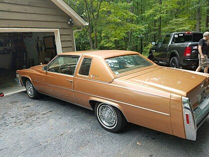 1978 Cadillac De Ville for sale 100907300
