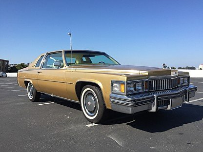 1978 Cadillac De Ville for sale 100914614