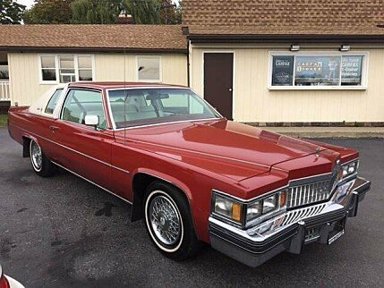 1978 Cadillac De Ville for sale 101021176