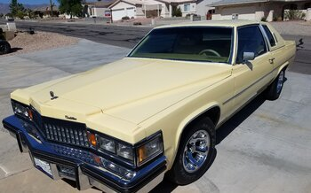 1978 Cadillac De Ville Coupe for sale 101030783