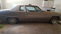 1978 Cadillac De Ville Coupe for sale 101038675