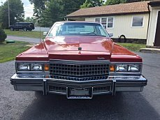 1978 Cadillac De Ville for sale 101042313