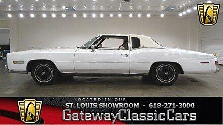 1978 Cadillac Eldorado for sale 100762620