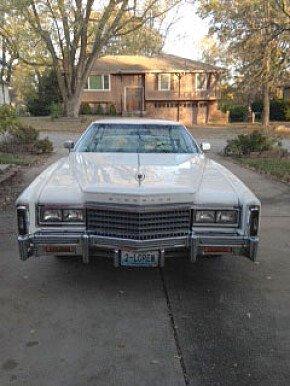 1978 Cadillac Eldorado for sale 100779714