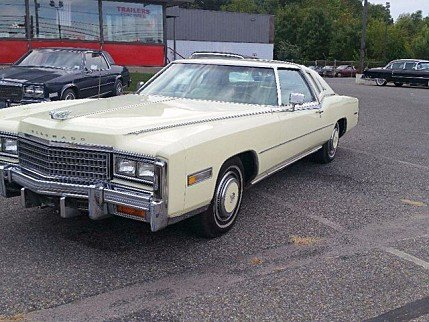 1978 Cadillac Eldorado for sale 100780214