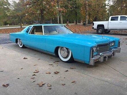 1978 Cadillac Eldorado for sale 100853788