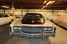 1978 Cadillac Eldorado Coupe for sale 100855981