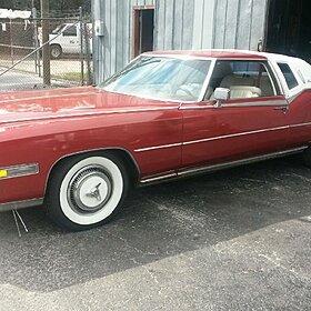1978 Cadillac Eldorado for sale 100868358