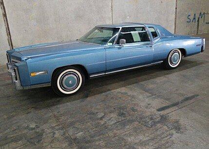 1978 Cadillac Eldorado for sale 100953396