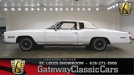 1978 Cadillac Eldorado for sale 100963431