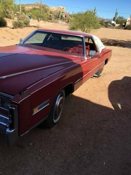 1978 Cadillac Eldorado for sale 100968529