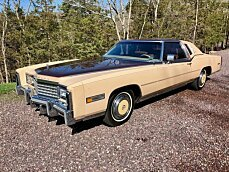 1978 Cadillac Eldorado for sale 100992096