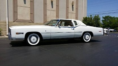 1978 Cadillac Eldorado for sale 100994962