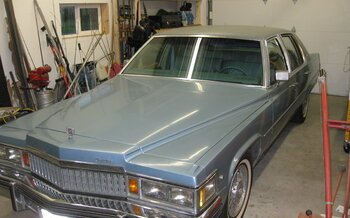 1978 Cadillac Fleetwood for sale 100746991