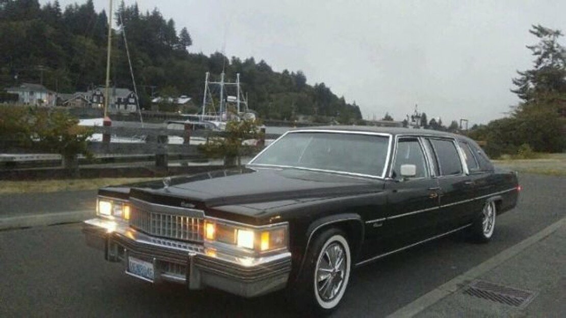 1978 Cadillac Fleetwood for sale 101047938