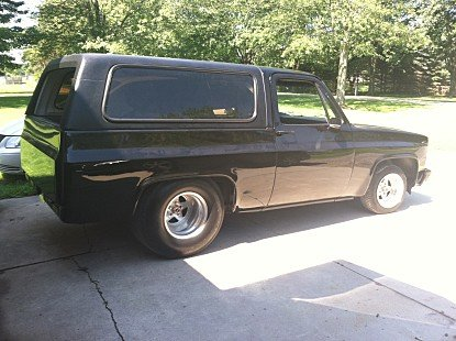 1978 Chevrolet Blazer for sale 100752542